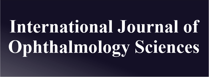 International Journal of Ophthalmology Sciences